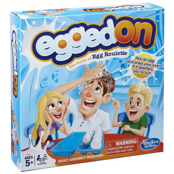 Hasbro Sällskapsspel Egged On från Hasbro