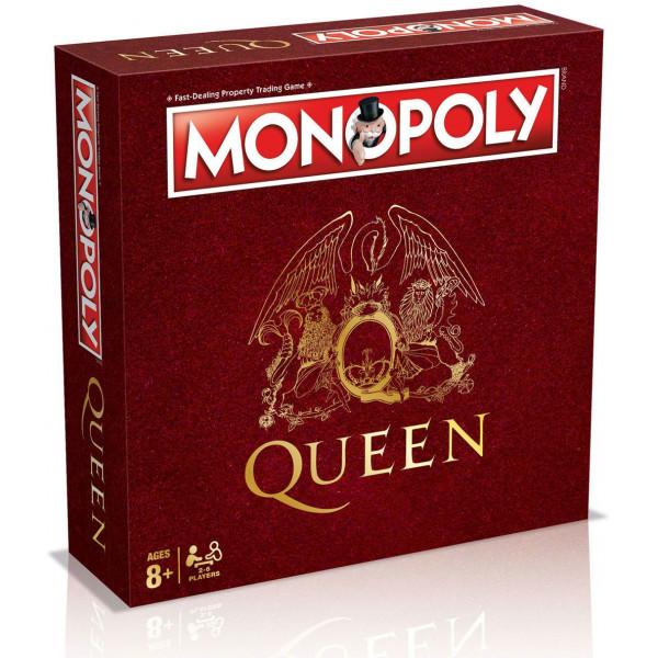 Hasbro Sällskapsspel Monopoly - Queen Edition från Hasbro