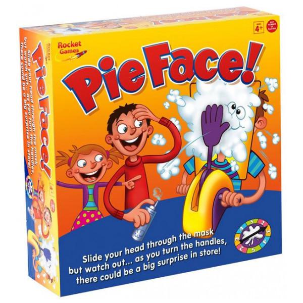 Hasbro Sällskapsspel Pie Face från Hasbro