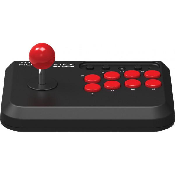 Hori Tv-Spel Fighting Stick Mini For Playstation 4 - Black från Hori