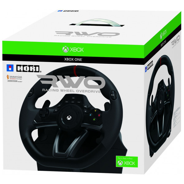 Hori Tv-Spel Rwo Racing Wheel Overdrive från Hori