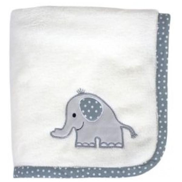 Jabadabado Babyleksak Babyfilt Elefant från Jabadabado