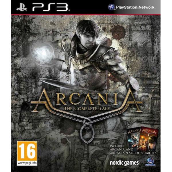 Jowood Tv-Spel Arcania The Complete Tale från Jowood