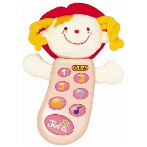 K's Kids Babyleksak Julia Babytelefon från K's kids