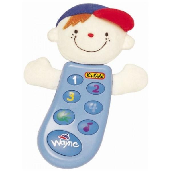 K's Kids Babyleksak Wayne Babytelefon från K's kids