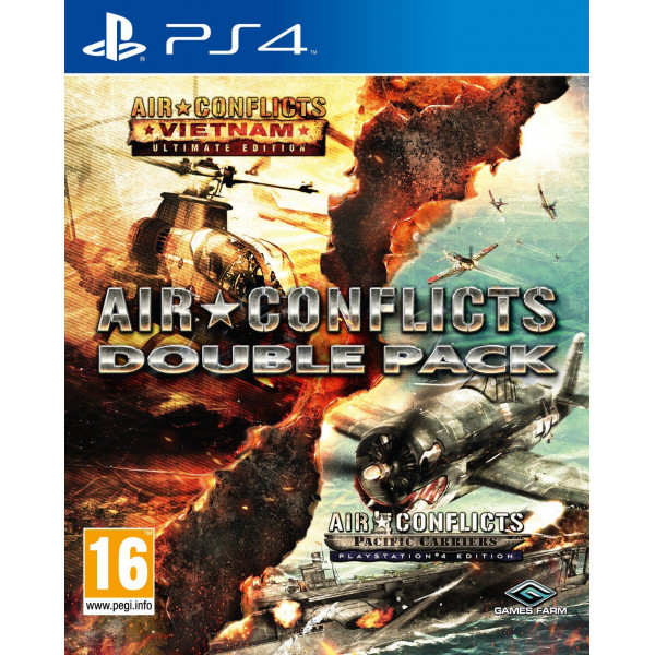 Kalypso Tv-Spel Air Conflicts Double Pack från Kalypso