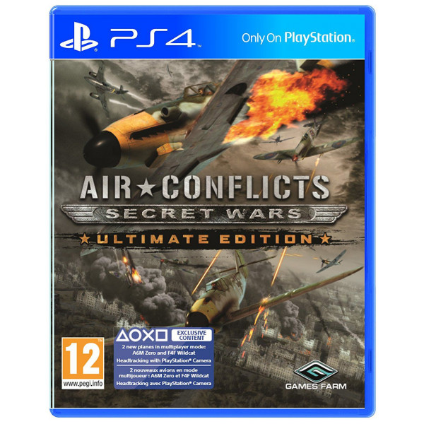 Kalypso Tv-Spel Air Conflicts Secret Wars Ultimate Edition från Kalypso