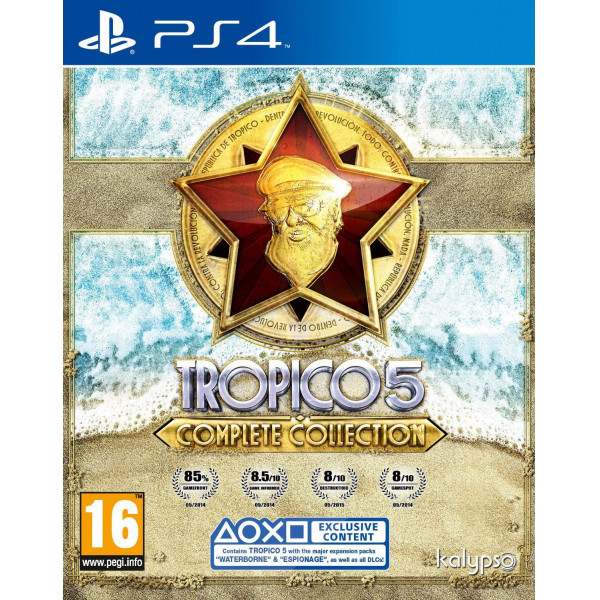 Kalypso Tv-Spel Tropico 5 - Complete Collection från Kalypso