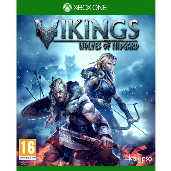 Kalypso Tv-Spel Vikings Wolves Of Midgard från Kalypso