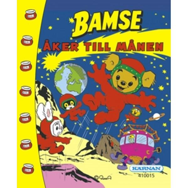 Kärnan Barnböcker Miniböcker Bamse från Kärnan