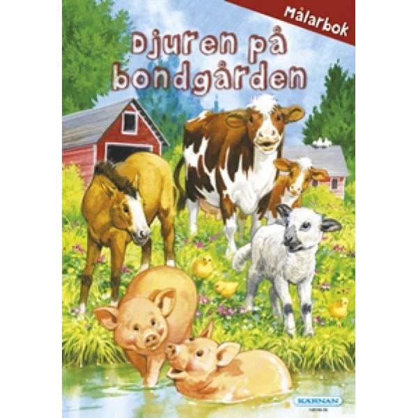 Kärnan Djuren På Bondgården från Kärnan