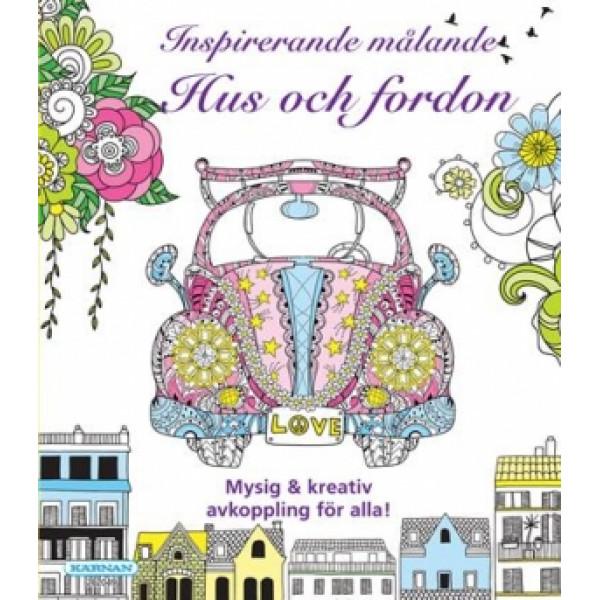 Kärnan Inspirerande Målande Hus & Fordon från Kärnan