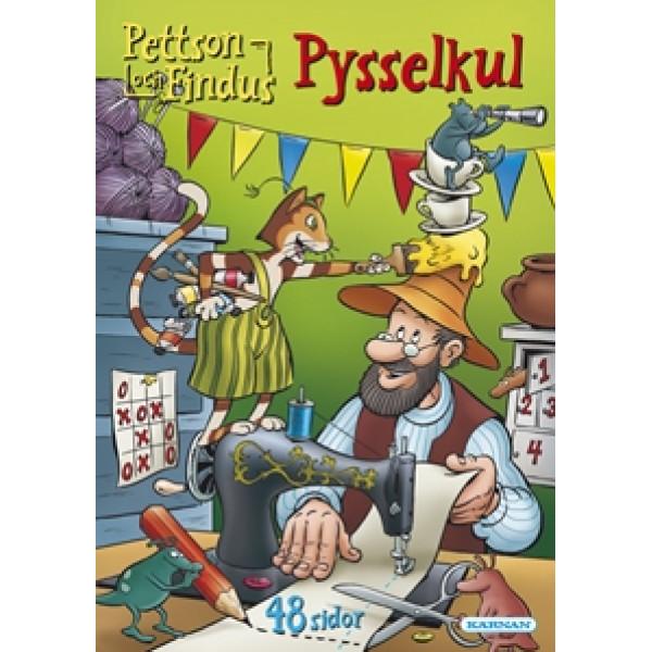 Kärnan Pettson & Findus Pysselkul från Kärnan