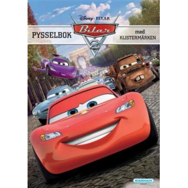 Kärnan Pysselbok - Bilar från Kärnan