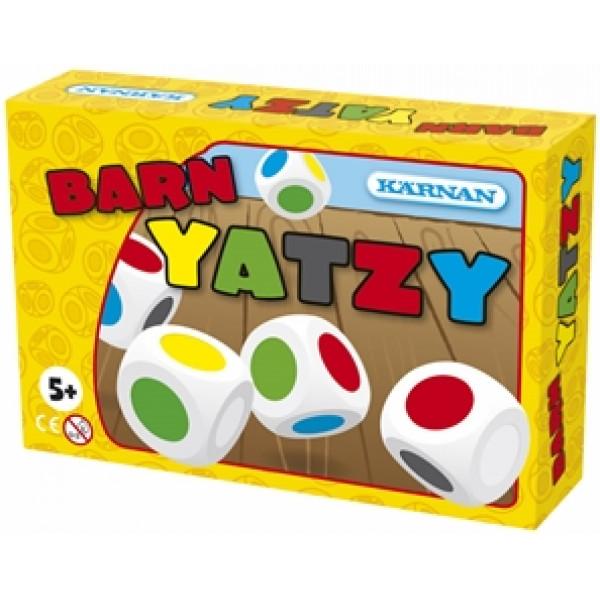 Kärnan Sällskapsspel Barnyatzy från Kärnan