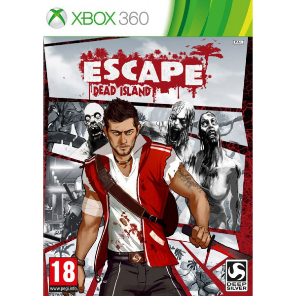 Koch Media Tv-Spel Escape Dead Island från Koch media