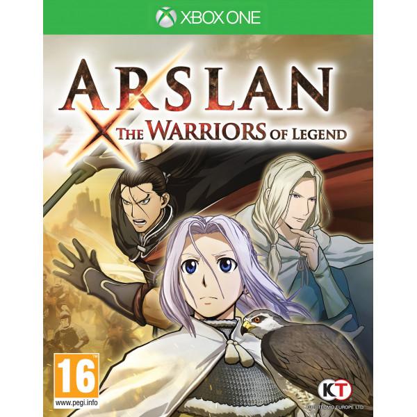 Koei Tv-Spel Arslan The Warriors Of Legend från Koei