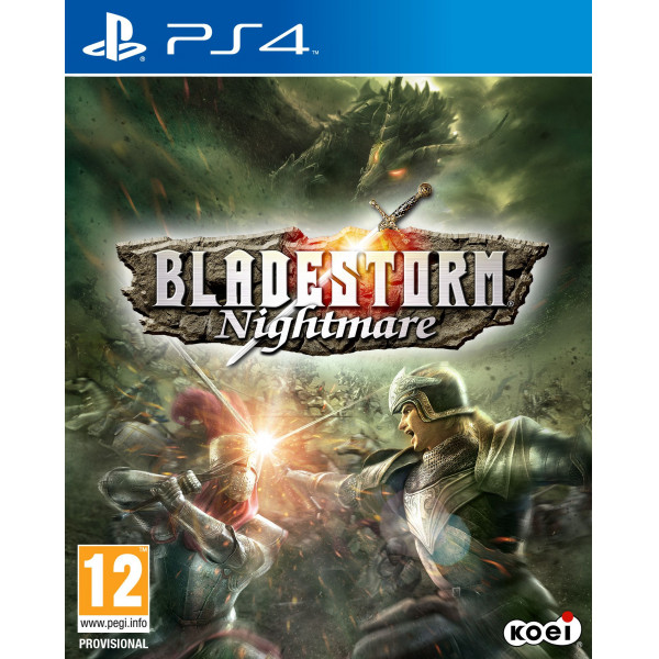 Koei Tv-Spel Bladestorm Nightmare från Koei