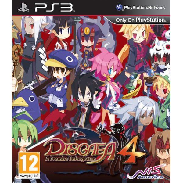 Koei Tv-Spel Disgaea 4 A Promise Unforgotten från Koei