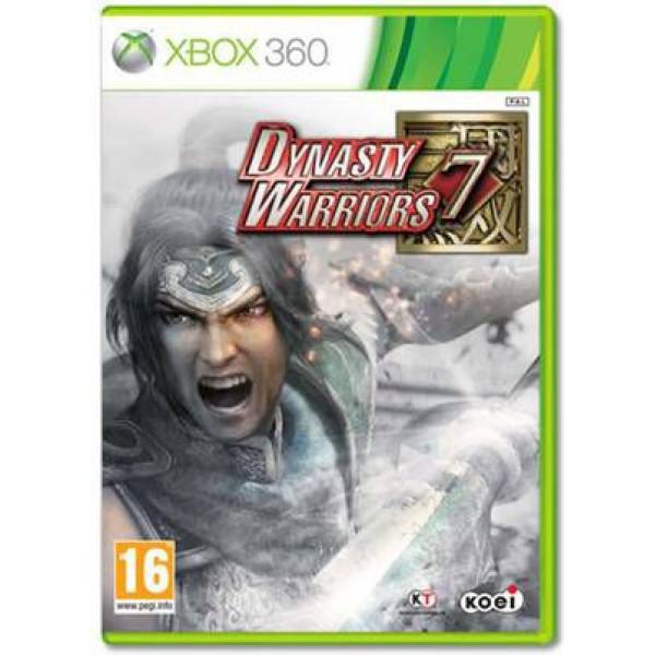Koei Tv-Spel Dynasty Warriors 7 från Koei