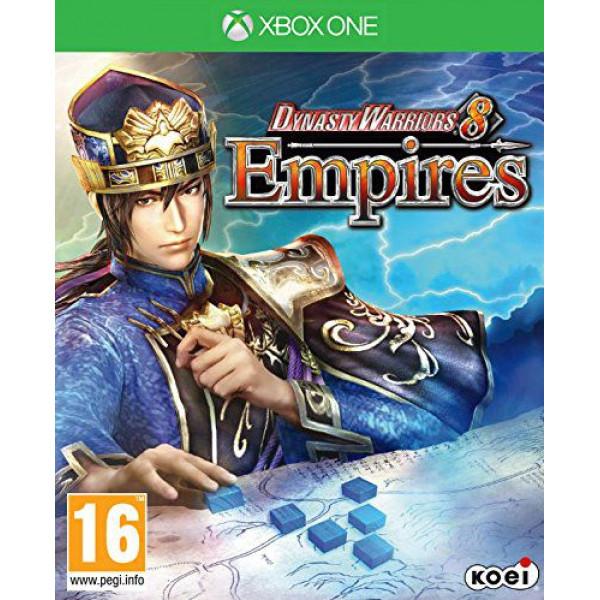 Koei Tv-Spel Dynasty Warriors 8 Empires från Koei