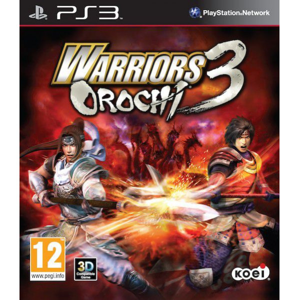 Koei Tv-Spel Warriors Orochi 3 från Koei