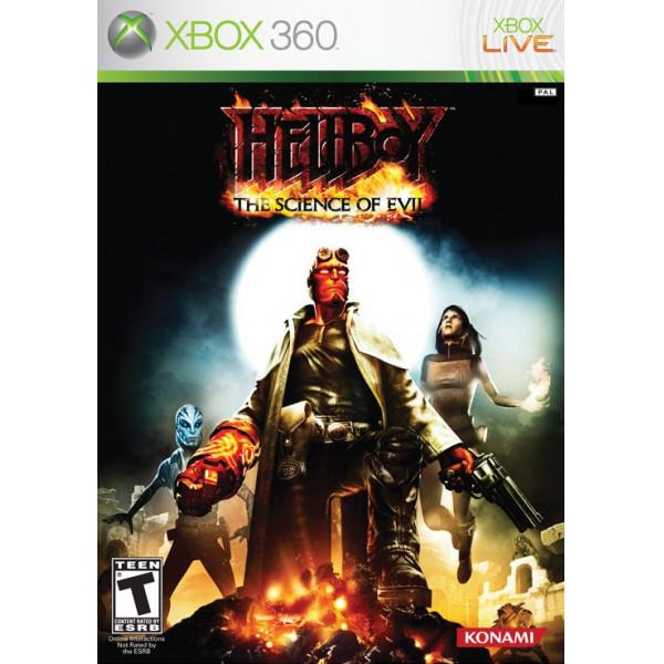 Konami Tv-Spel Hellboy The Science Of Evil från Konami