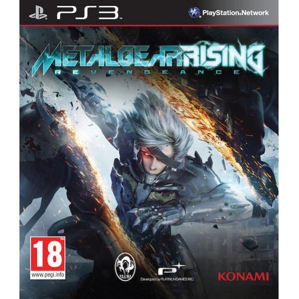 Konami Tv-Spel Metal Gear Rising Revengeance från Konami