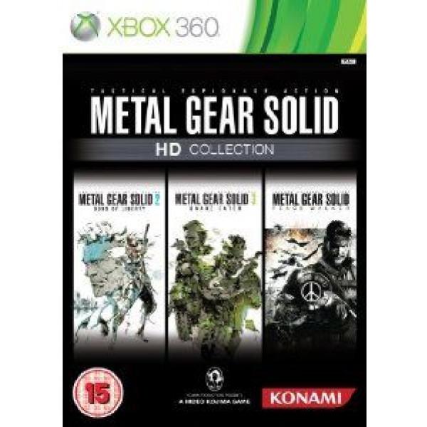 Konami Tv-Spel Metal Gear Solid Hd Collection från Konami