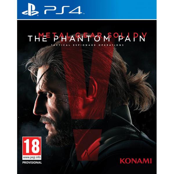 Konami Tv-Spel Metal Gear Solid V 5 The Phantom Pain från Konami