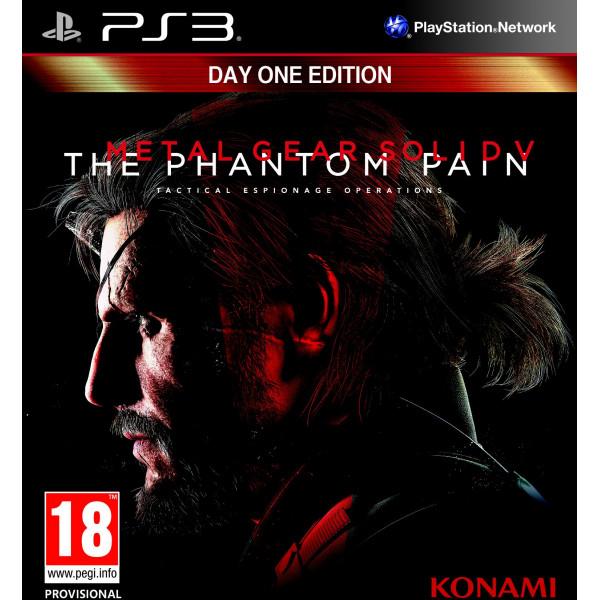Konami Tv-Spel Metal Gear Solid V 5 The Phantom Pain - Day One Edition från Konami