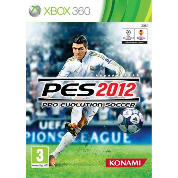 Konami Tv-Spel Pro Evolution Soccer 2012 från Konami