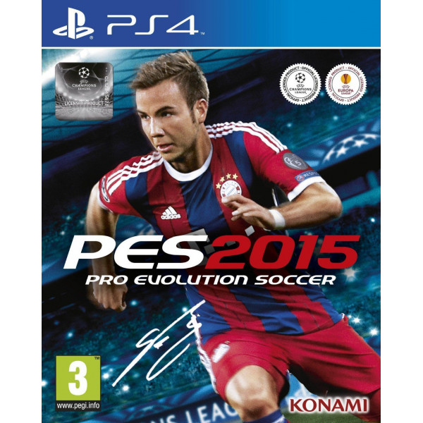 Konami Tv-Spel Pro Evolution Soccer 2015 - Day 1 Edition från Konami