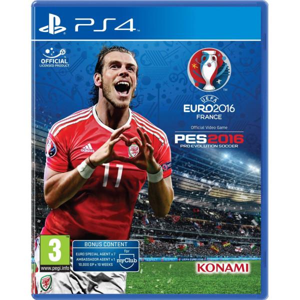 Konami Tv-Spel Pro Evolution Soccer Pes - Euro 2016 Version från Konami
