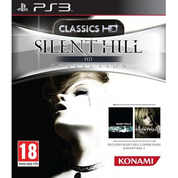 Konami Tv-Spel Silent Hill Hd Collection från Konami