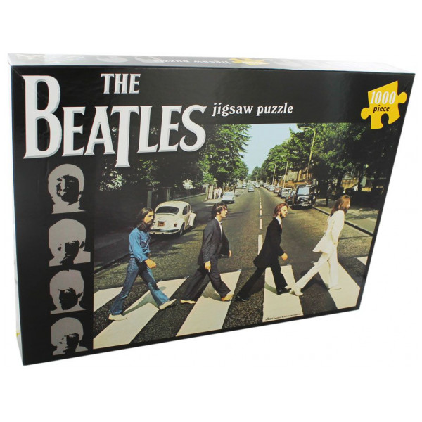 Lasgo Pussel Beatles - Abbey Road 1000 Piece - Puzzle från Lasgo