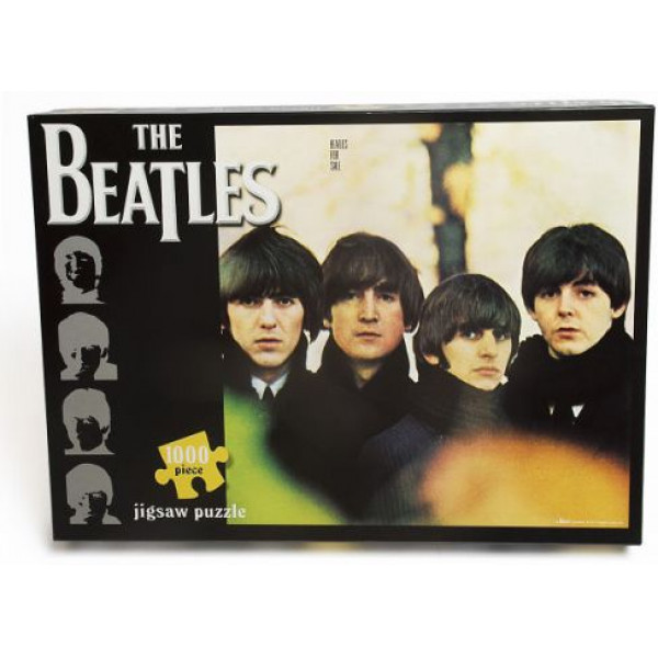 Lasgo Pussel Beatles 'for Sale' 1000 Piece Jigsaw Puzzle Game från Lasgo