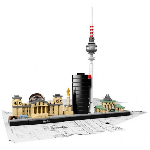 Lego Architecture - Berlin 21027 från Lego