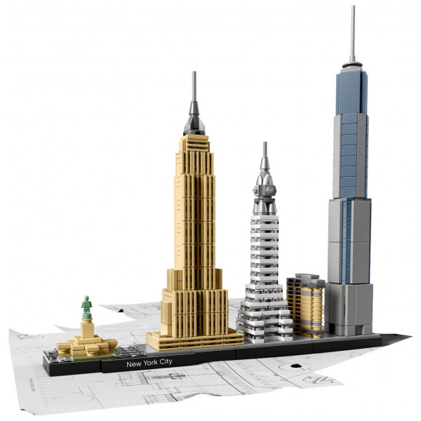 Lego Architecture - New York City 21028 från Lego