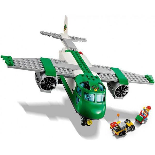Lego City - Airport Cargo Plane 60101 från Lego