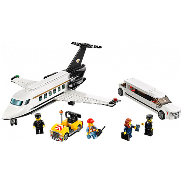 Lego City - Airport Vip Service 60102 från Lego