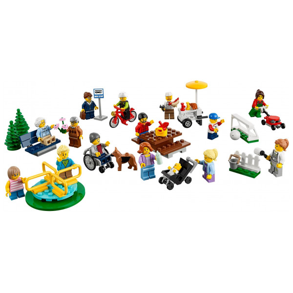 Lego City - Fun In The Park - City People Pack 60134 från Lego