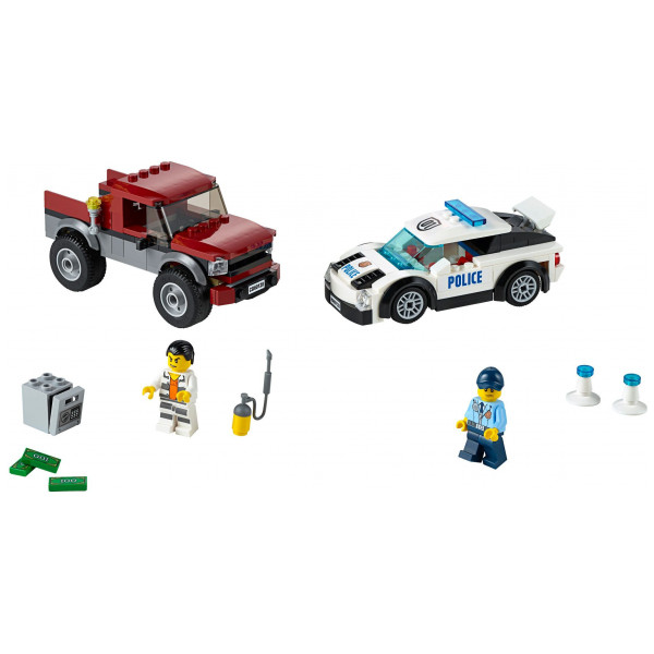 Lego City Lego Police Pursuit 60128 från Lego city