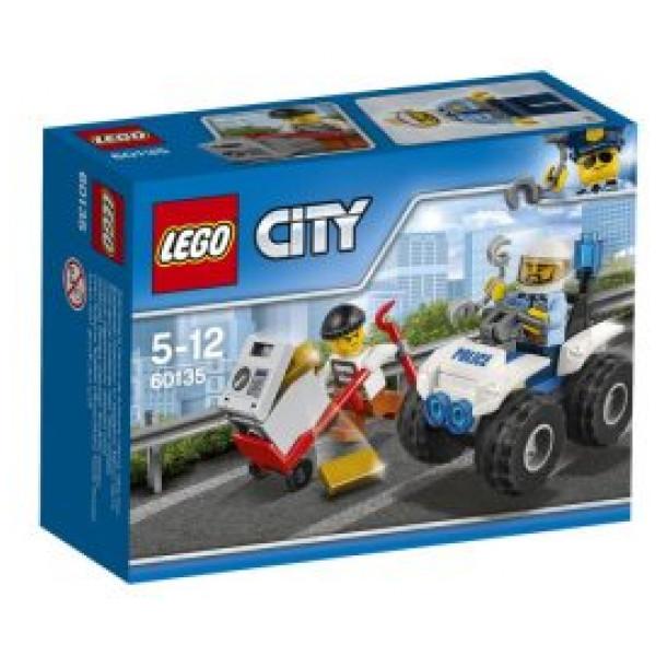 Lego City Police - Fyrhjulingsjakt - 60135 från Lego