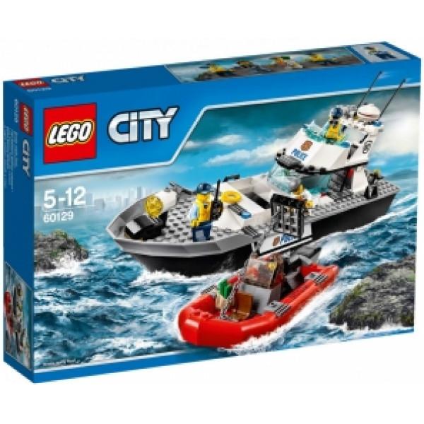 Lego City Police - Patrullbåt - 60129 från Lego
