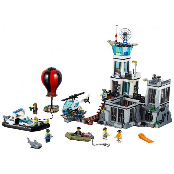 Lego City - Prison Island 60130 från Lego