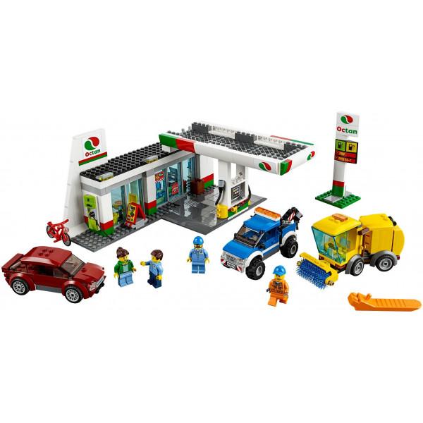 Lego City - Service Station 60132 från Lego