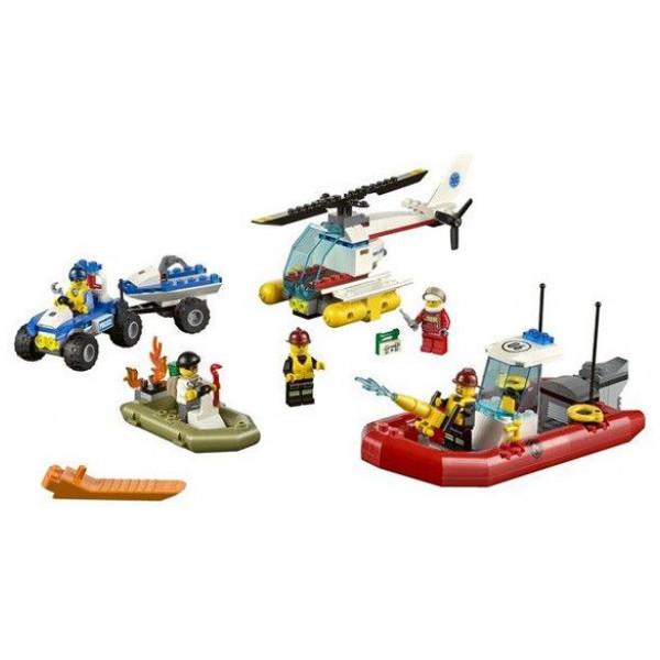 Lego City - Startsæt 60086 från Lego