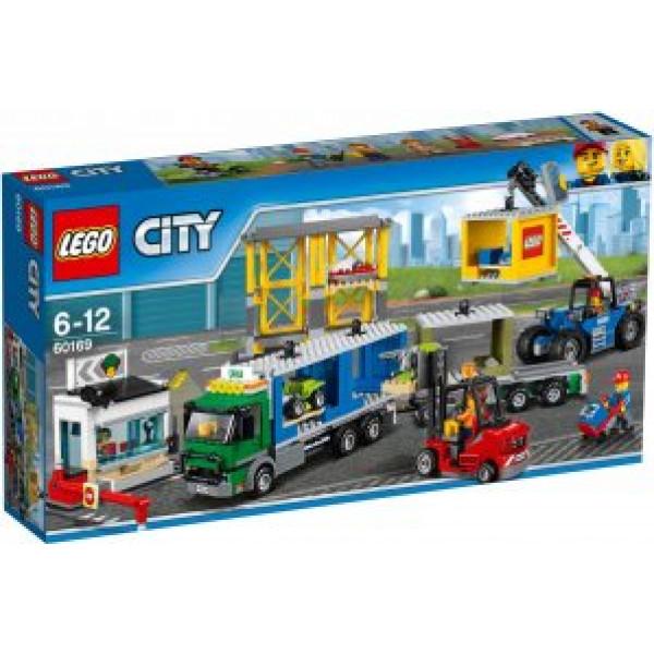Lego City Town - Lastterminal - 60169 från Lego