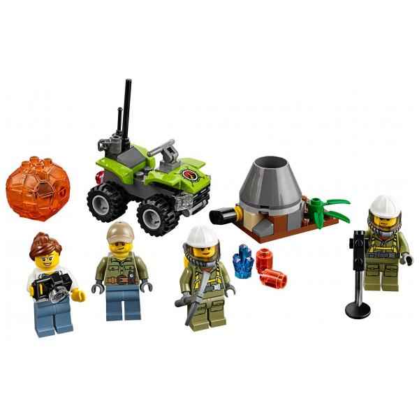 Lego City - Volcano Starter Set 60120 från Lego